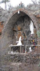 Los Ojos, NM shrine.