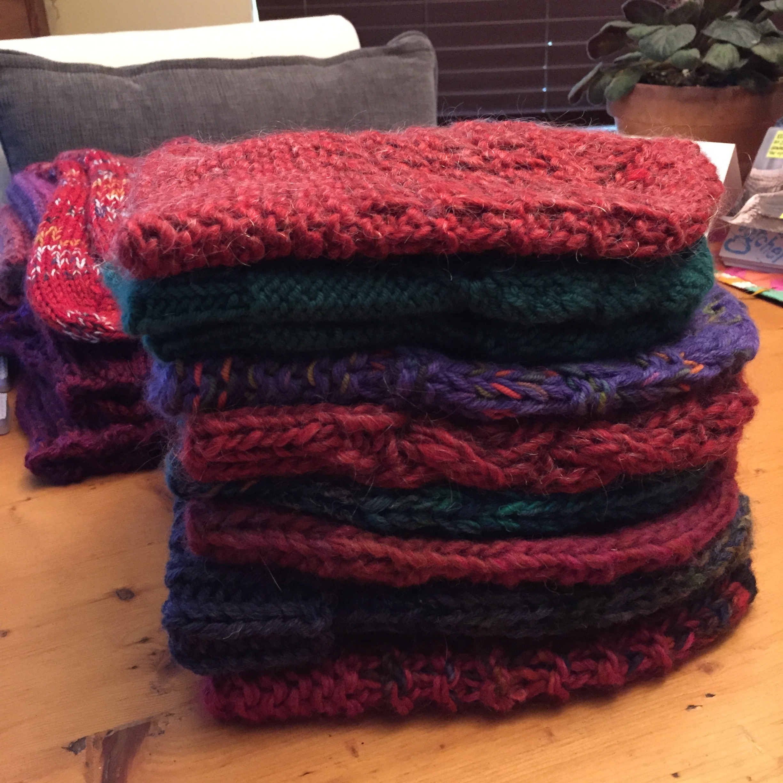 Kittenish Knitting : The knitting nurse rambles and travels